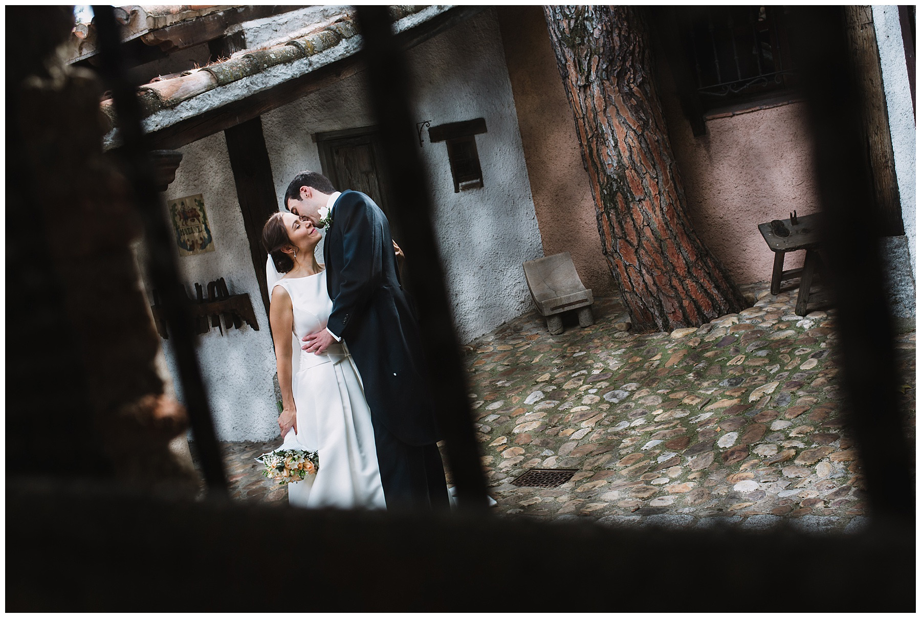 Fotografia boda en Madrid - Palacio del Negralejo - Buenavista and Co.