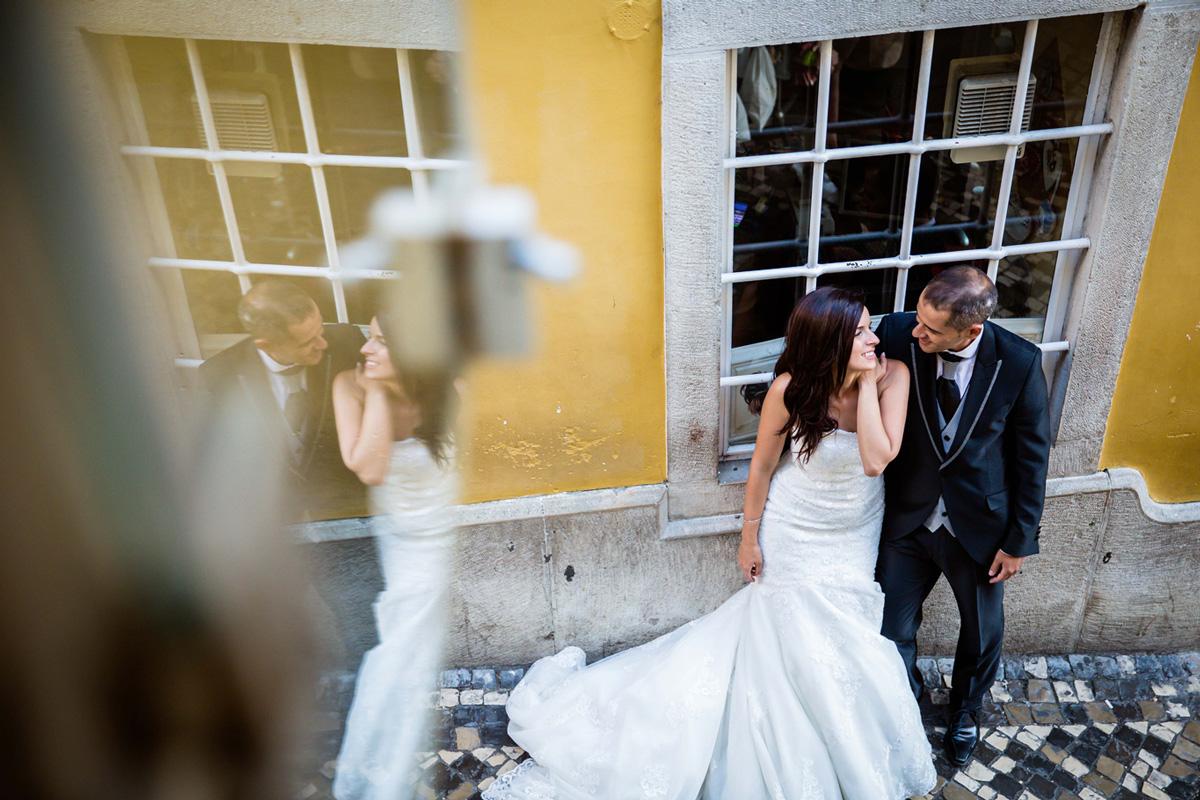 Trash the dress Wedding photographer - Sintra - Buenavista and Co.