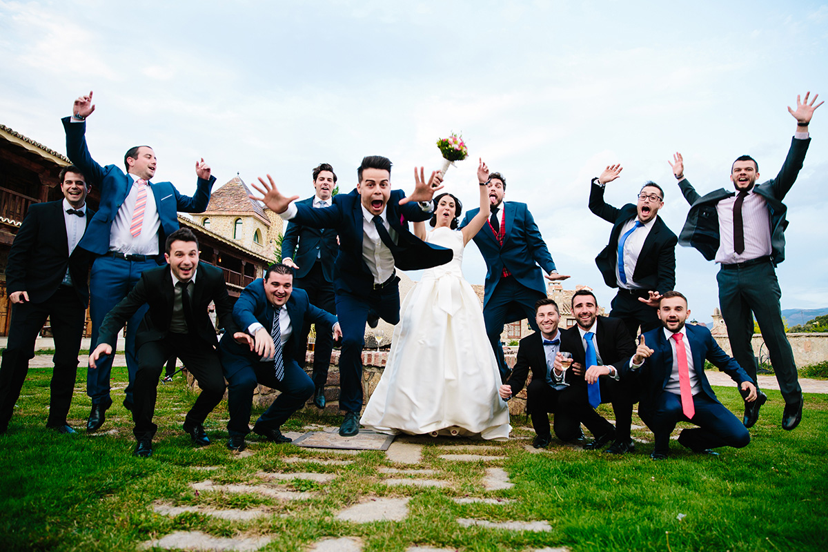 Wedding photographer Spain Madrid — Finca Aldea de Santillana - Fotografo de Boda - Buenavista and Co.