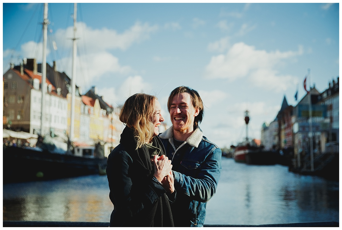 Destination wedding photographer - Engagement session — Copenhagen - Fotógrafo de boda - Buenavista and Co.