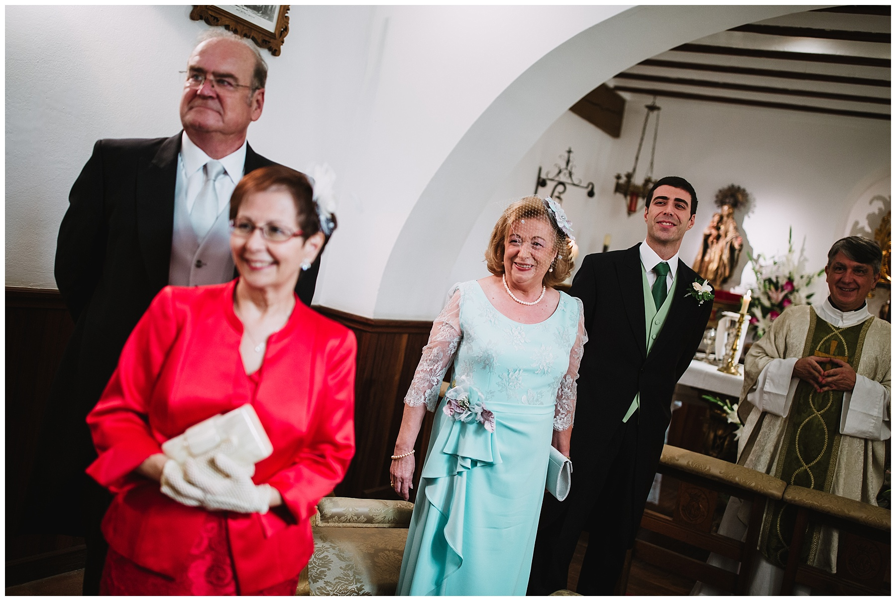 Wedding photography in Madrid - Palacio del Negralejo - Buenavista and Co.
