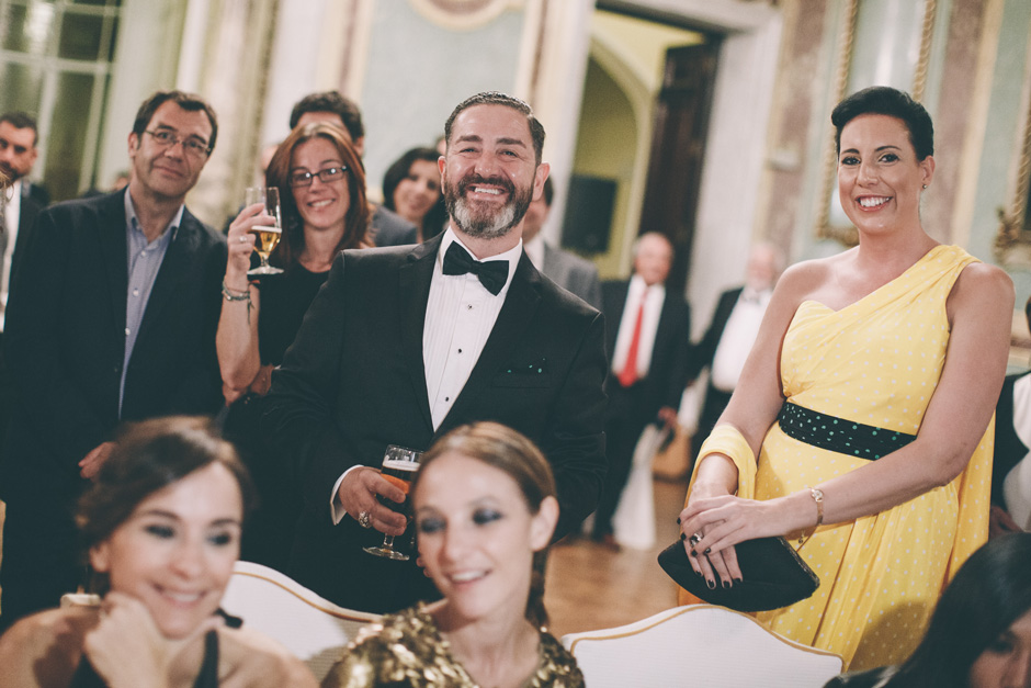 Wedding Photography in Madrid - Casino de Madrid - Buenavista and Co.