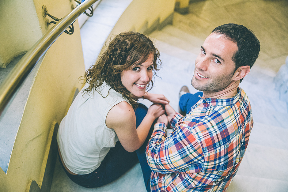Prewedding Photography in Madrid - Buenavista and Co.