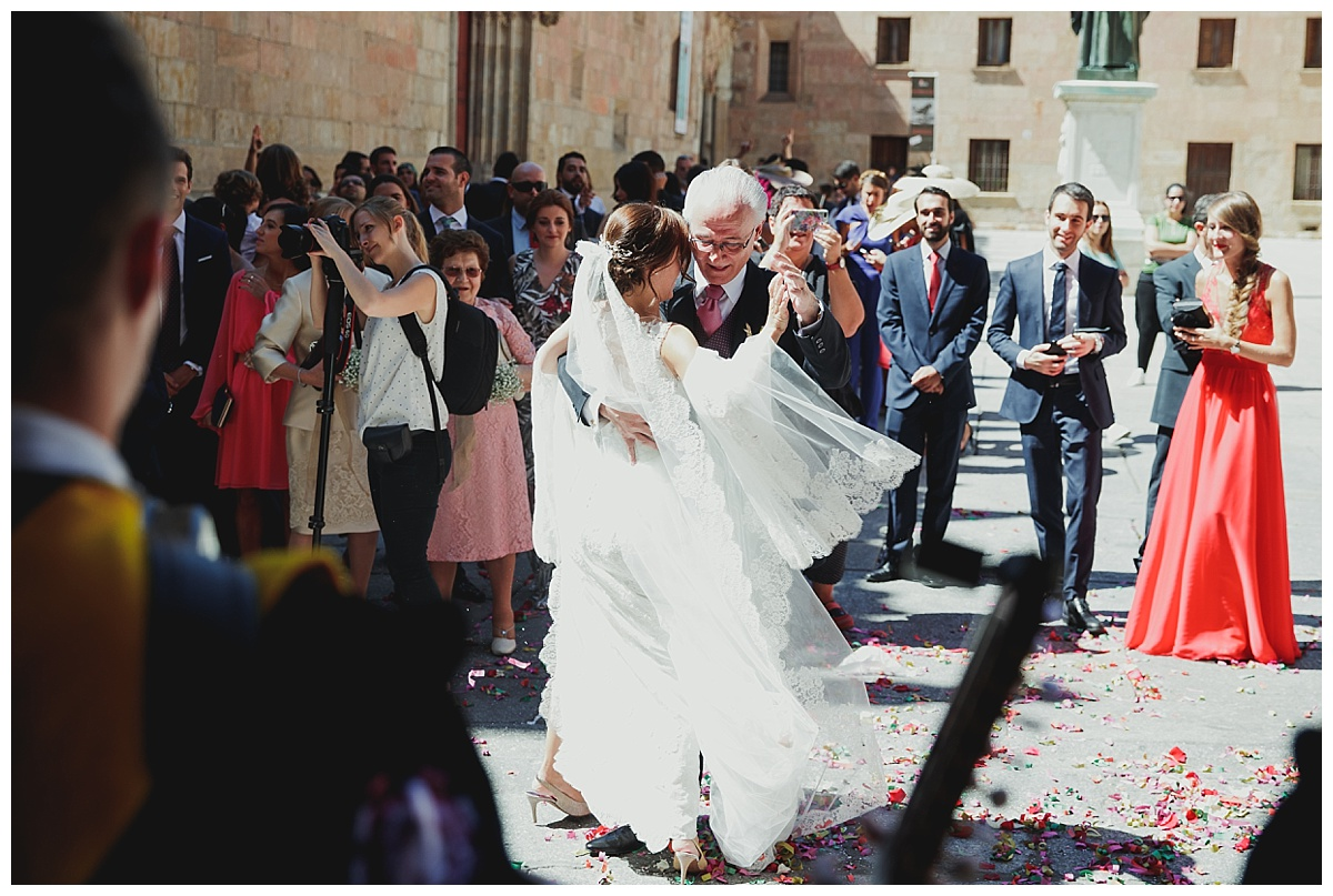 Wedding Photography Salamanca - Palacio de San Esteban - Buenavista and Co.