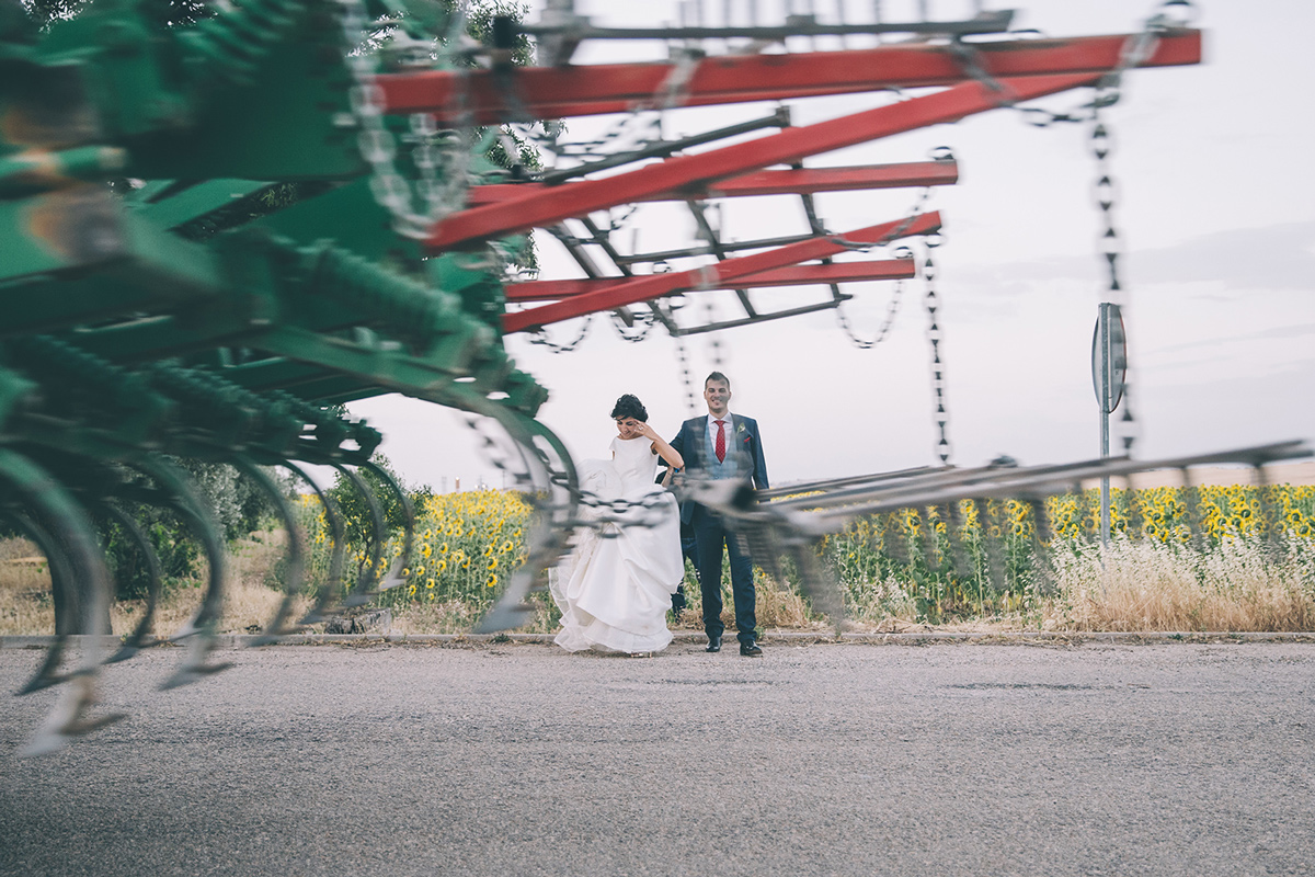 Wedding photographer Madrid - Finca La Cervalera - Buenavista and Co.