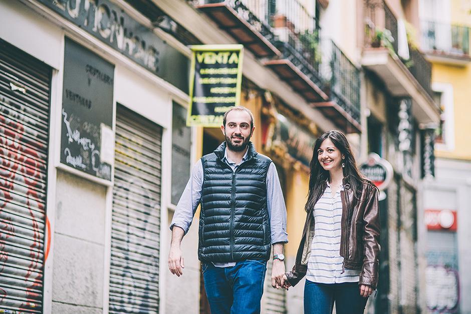 Pre Wedding Photographs Madrid - Buenavista and Co.