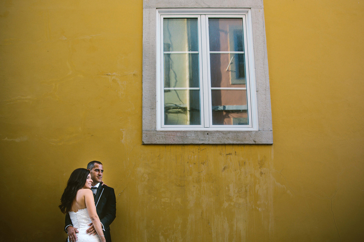 Trash the dress Wedding photographer - Sintra - Buenavista and Co. - Fotógrafo bodas profesional