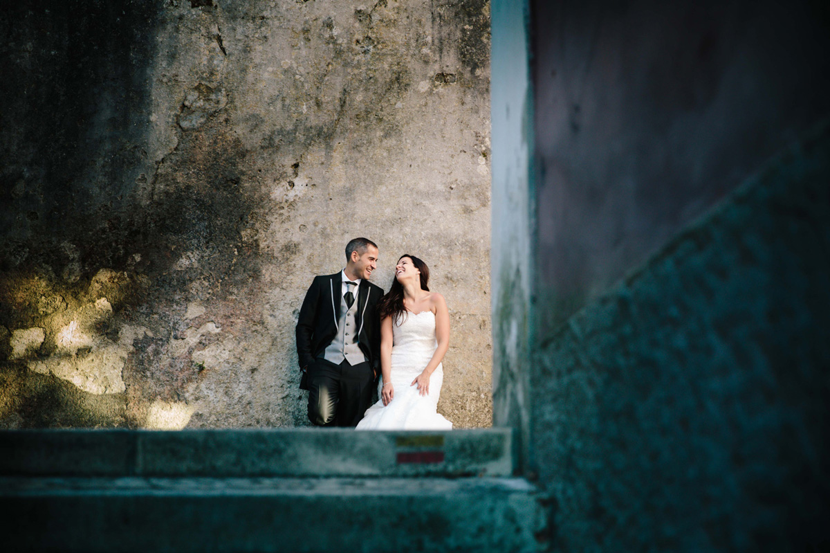 Trash the dress Wedding photographer - Sintra - Buenavista and Co.