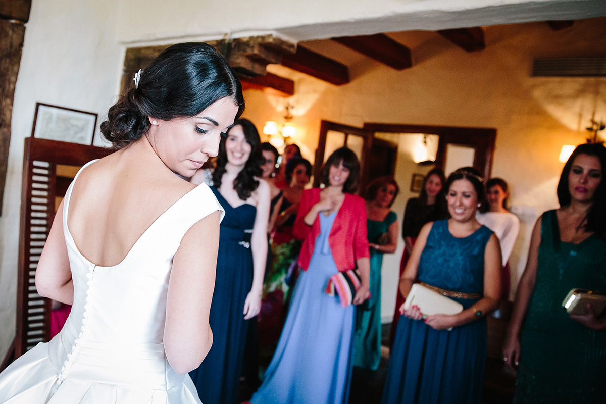 Wedding photographer Spain Madrid — Finca Aldea de Santillana - Buenavista and Co.